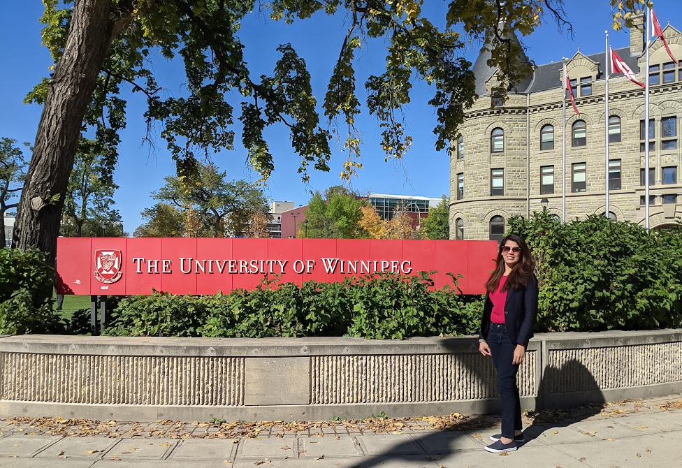 Anusha Rai is ready to launch her HR career in Canada as a recent UW graduate