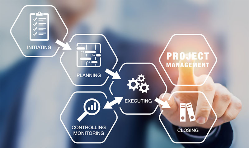 With 10 modules delivered over 18 days, the Masters Certificate in Project Management covers everything from planning and control to agile and scrum