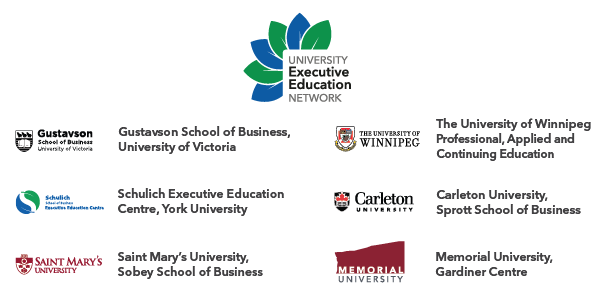 The University of Winnipeg is a member of the University Executive Education Network