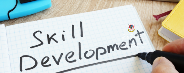 How to develop job specific skills as a student or new grad