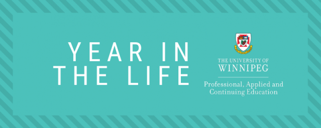 Follow UWinnipeg PACE's Year in the Life project where we follow 5 students through their year at PACE