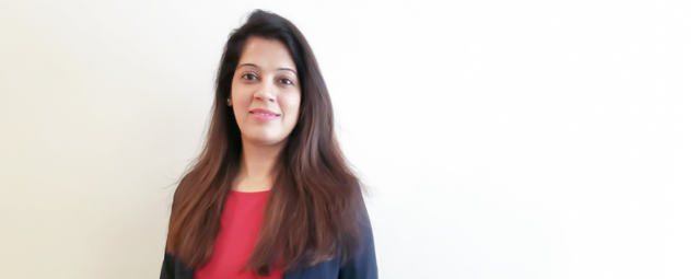 Anusha Rai recently completed her Human Resource internship and will launch her career